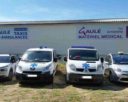 Ambulance Gaulé - Livron-sur-Drôme - Transport